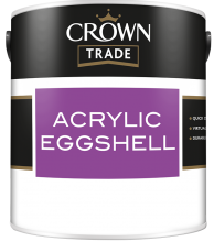 Crown ACRYLIC EGGSHELL