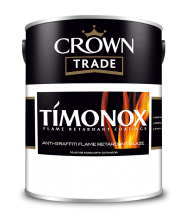 TIMONOX ANTI-GRAFFITI Flame Retardant Glaze and Activator